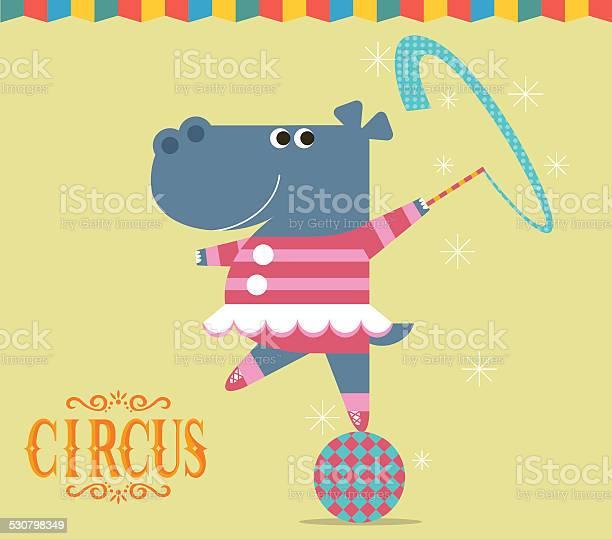 Circus hippopotamus juggling vector id530798349?b=1&k=6&m=530798349&s=612x612&h=bk9mc sbd6b9exu1t8h8tksxtjznaof5zllwcdgaaba=