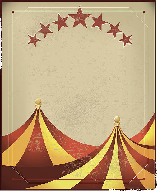 Royalty Free Circus Tent Clip Art Vector Images Illustrations