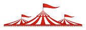 Circus sale big top tent.