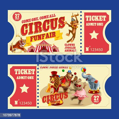 circus tickets
