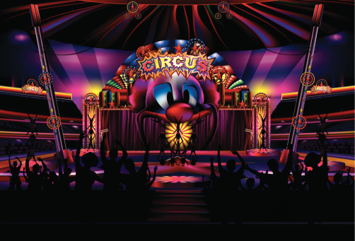 Circus with Audience