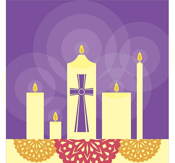 bildbanksillustrationer, clip art samt tecknat material och ikoner med cirios y velas - ljus på grav