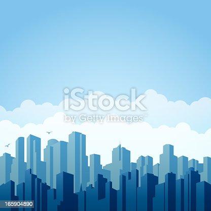 istock City background 165904890