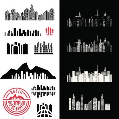 City. Cityscape. Buildings.