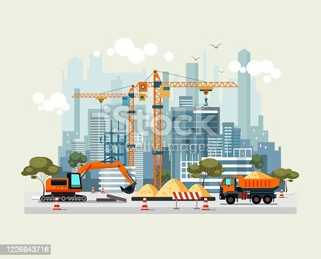 istock City construction work process with machines 1226643716