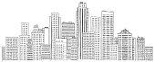 istock city doodle illustration 1254449754