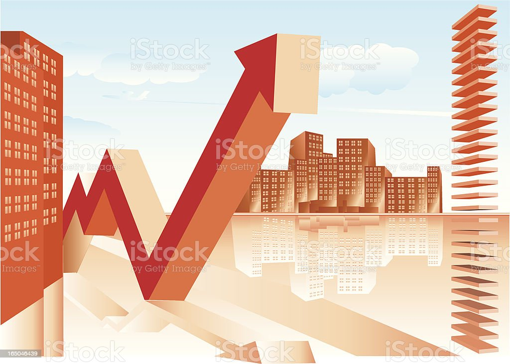 City grow royalty-free city grow stock vector art & more images of architecture