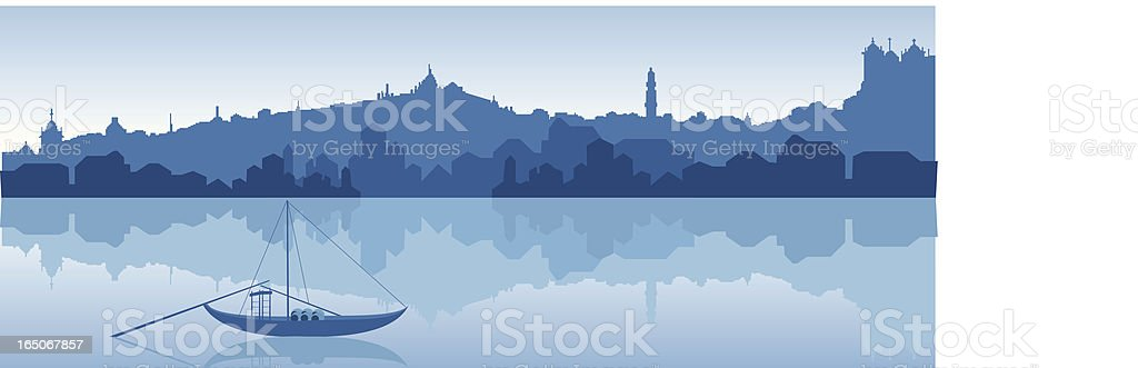 City Landscape royalty-free stock vector art
