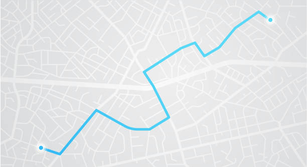 City map navigation. GPS navigator. Distance. Point marker icon. Top view, view from above. Abstract background. Cute simple design. Flat style vector illustration. City map navigation. GPS navigator. Distance. Point marker icon. Top view, view from above. Abstract background. Cute simple design. Flat style vector illustration. global positioning system stock illustrations
