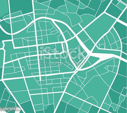 istock City map 1257374139