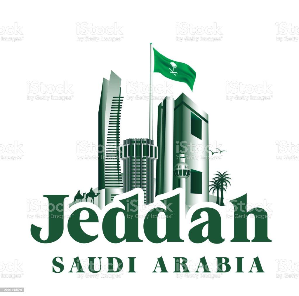 City of jeddah saudi arabia famous buildings stock vector art more city of jeddah saudi arabia famous buildings royalty free city of jeddah saudi arabia famous publicscrutiny Image collections