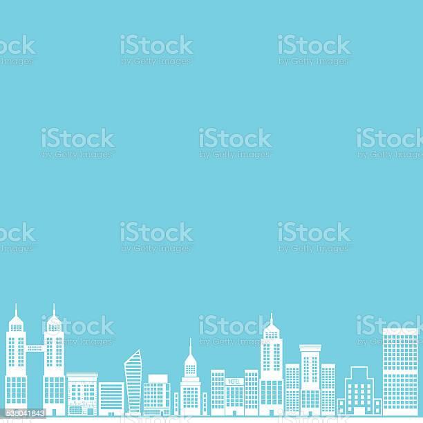 City on blue backgroundvector vector id538041843?b=1&k=6&m=538041843&s=612x612&h=k3rv4alicxdoxbt hishvu3cofteb4lqlc3kh5y 47g=