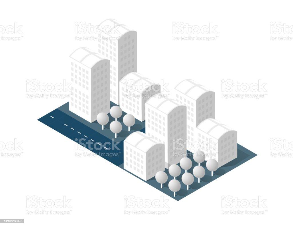 city on white design city on white design - stockowe grafiki wektorowe i więcej obrazów abstrakcja royalty-free