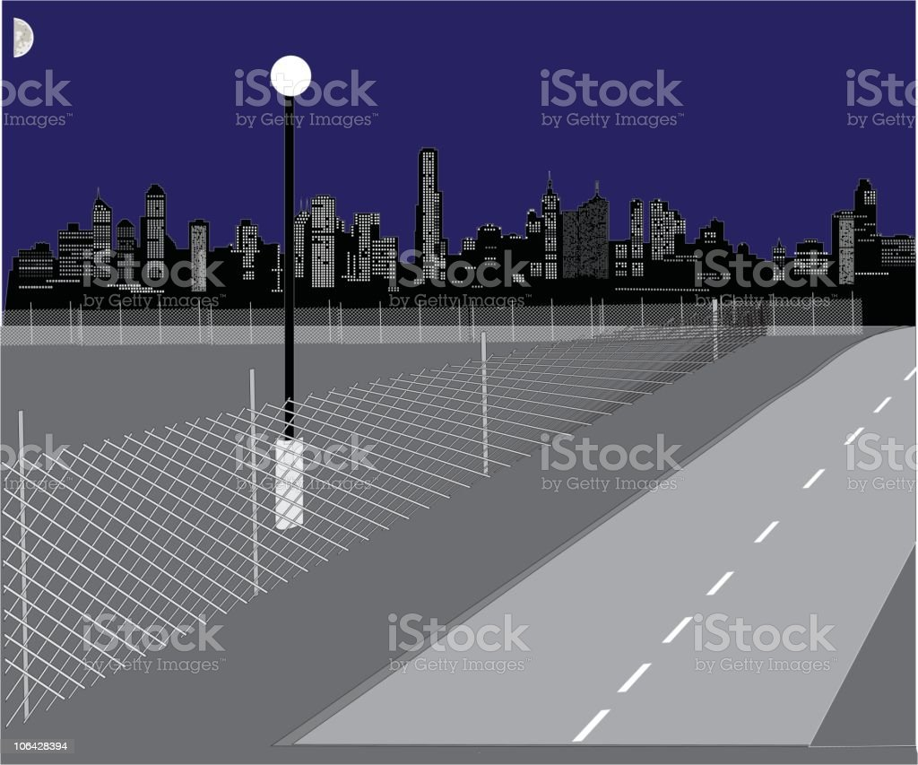 City scene royalty-free city scene stock vector art & more images of black color