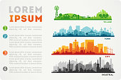 istock City Skyline Illustration 1000768140