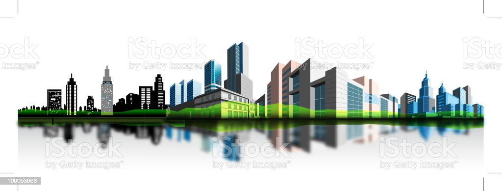 City Skyline royalty-free city skyline stock vector art & more images of abstract