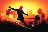City soccer