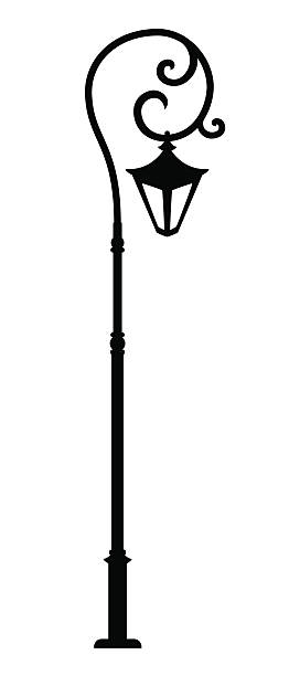 Best Gas Lamp Illustrations, Royalty-Free Vector Graphics