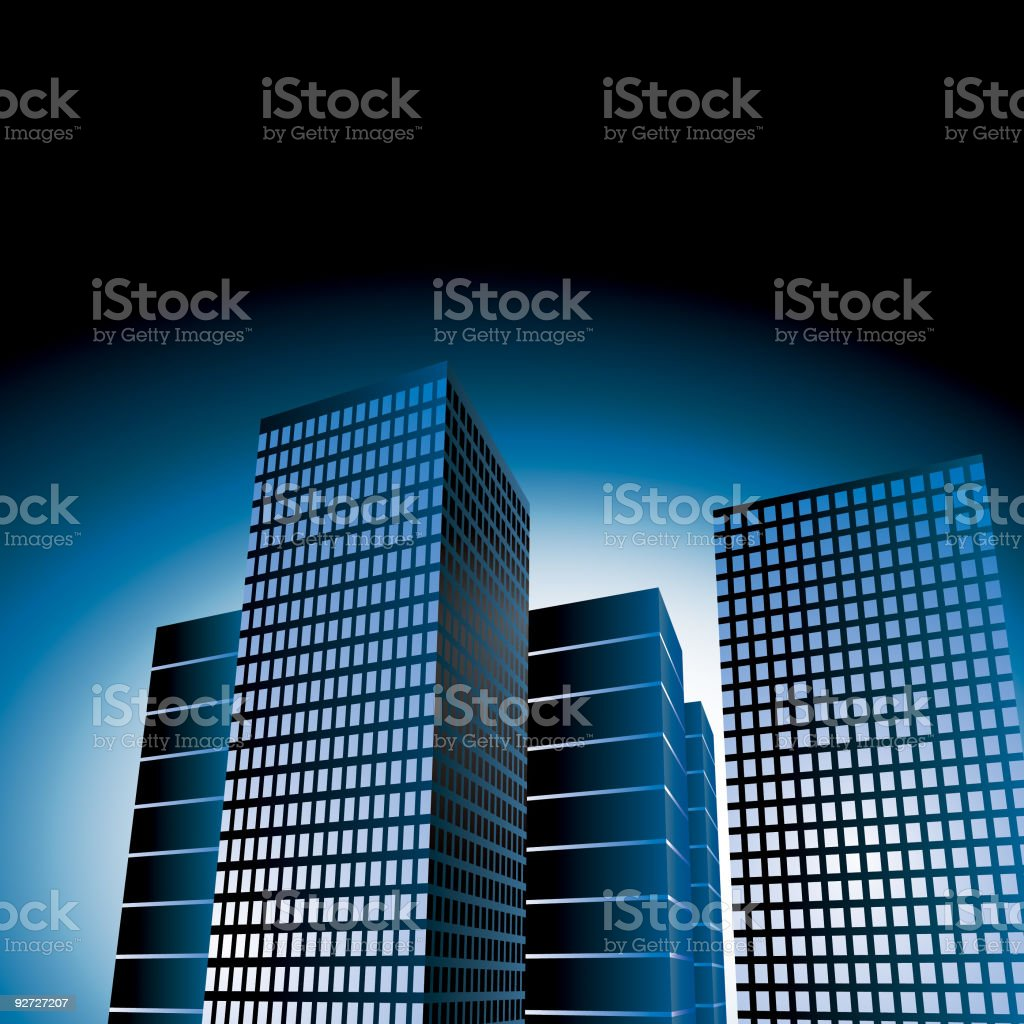 City royalty-free city stock vector art & more images of abstract