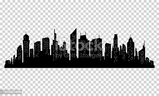 istock City_Silhouette-05 1049302468