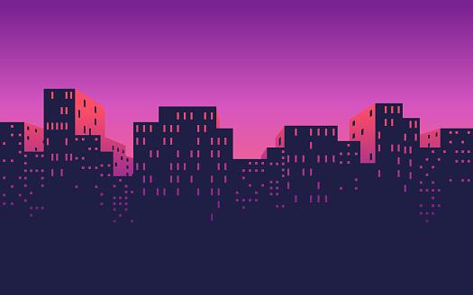 Cityscape Urban Building Skyline