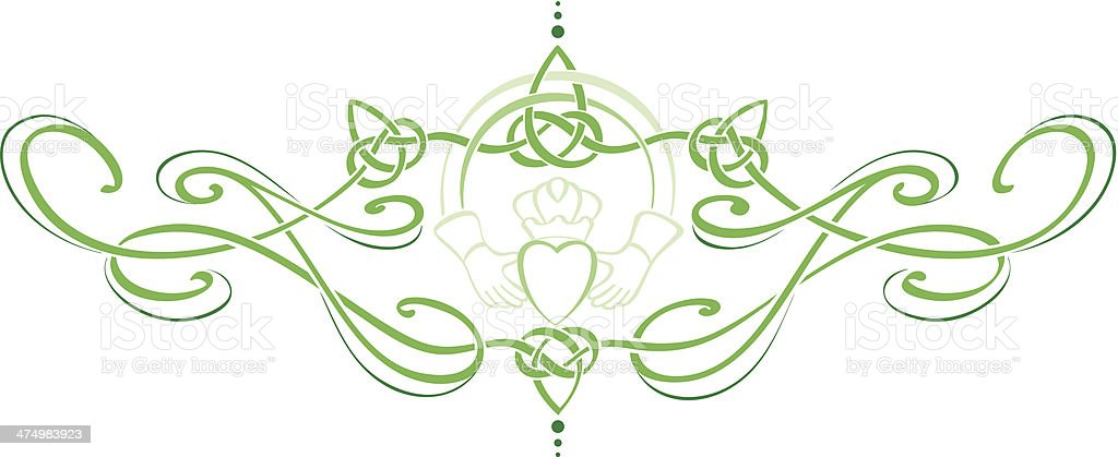 royalty free claddagh clip art vector images illustrations istock rh istockphoto com claddagh symbol clip art claddagh clip art free