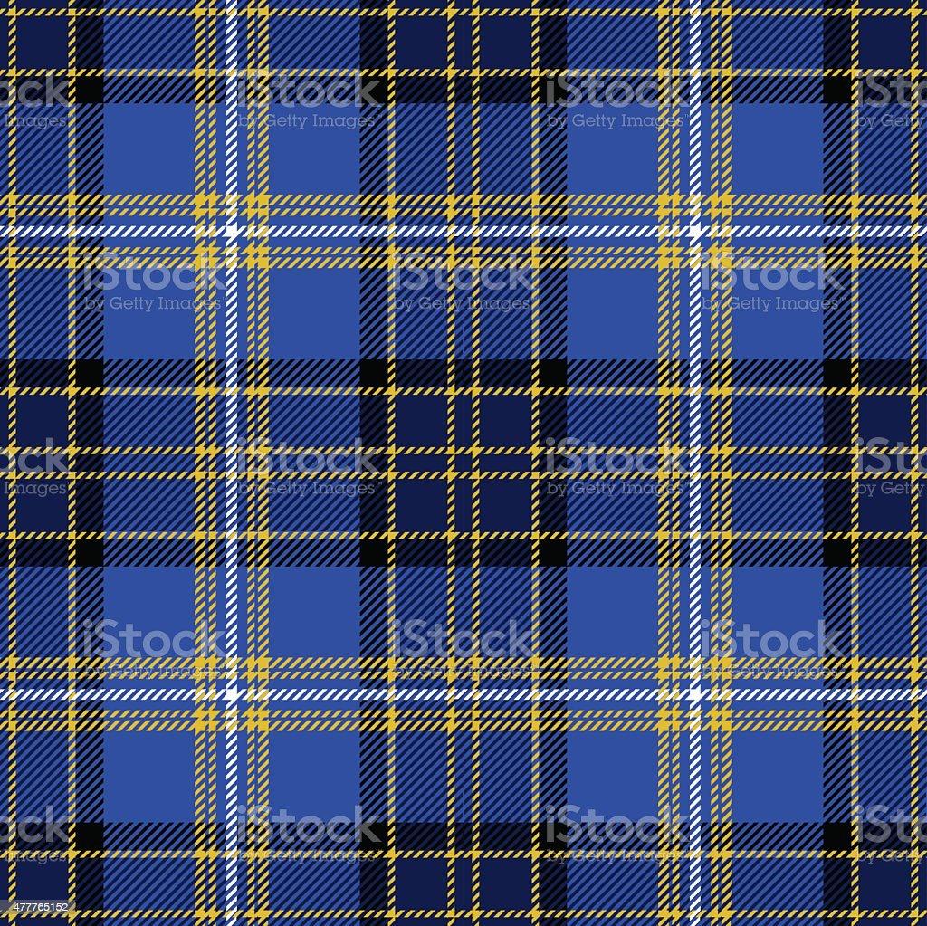 Klanu Donald Szkockiej Kraty Stockowe grafiki wektorowe i