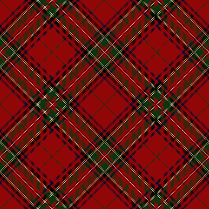 Clan Stewart Scottish Tartan Plaid