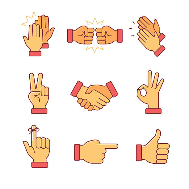 Royalty Free Clapping Clip Art, Vector Images ...  Applause Clip Art