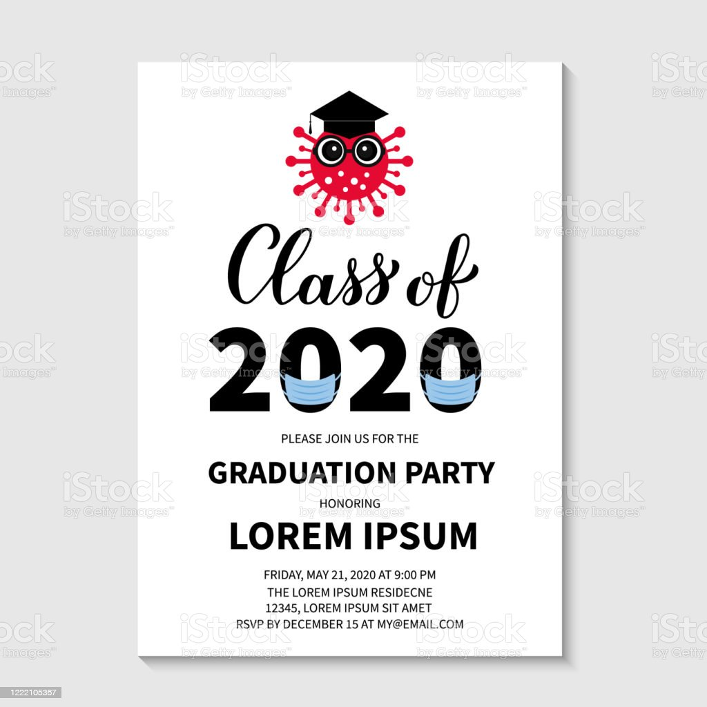 Graduation Party Flyer Template from media.istockphoto.com