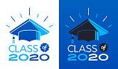 Class of 2020 symbol.