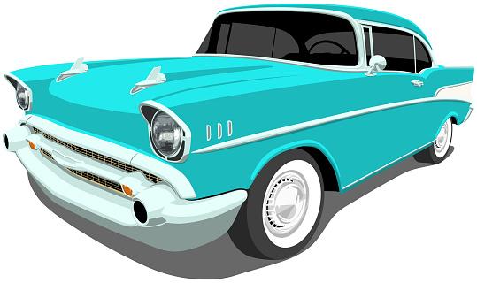 1957 Classic American Car
