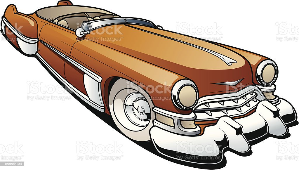 Classic car royalty-free classic car stock vector art & more images of car