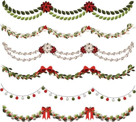 Classic Christmas Garlands