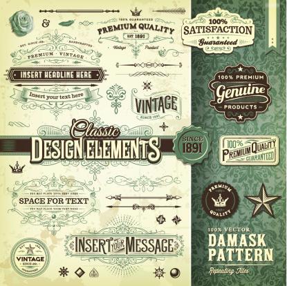 Classic Design Elements Toolkit