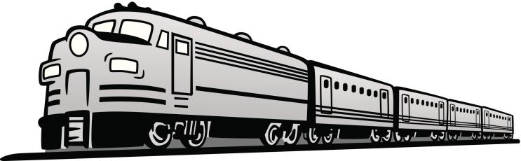 Classic Diesel Train