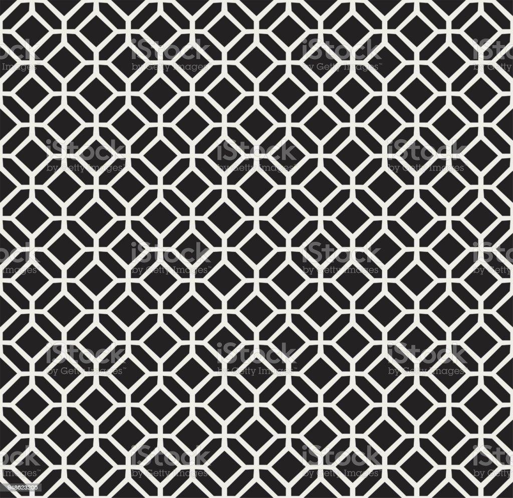 Mosaicos Geométricos Clásicos De Patrones Sin Fisuras - Arte ...