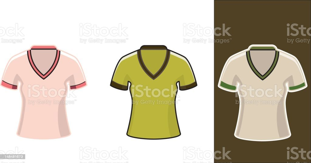 classic girls t-shirt royalty-free classic girls tshirt stock vector art & more images of boys