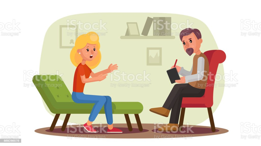 Psychotherapy Cartoon