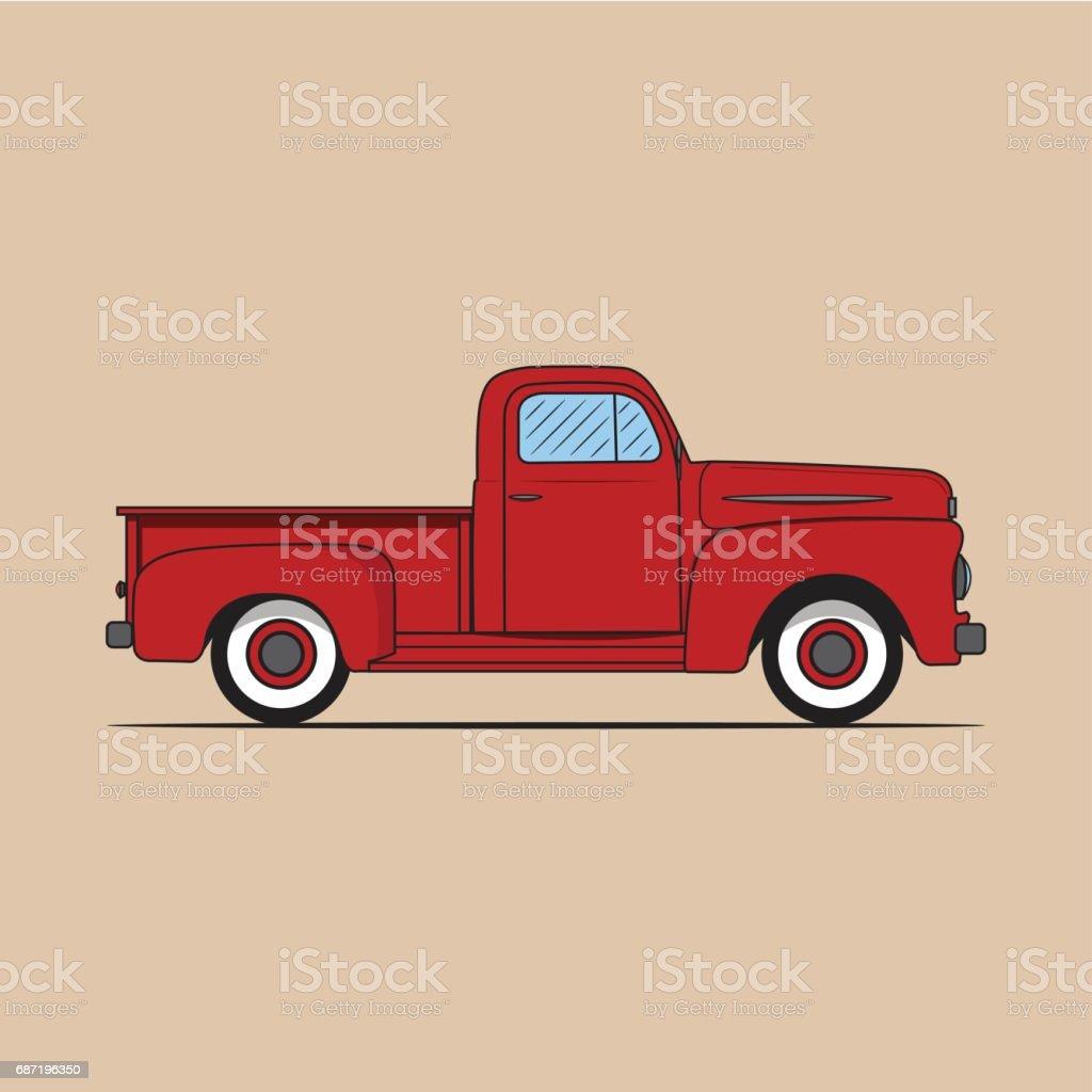 1950 Chevy Truck Clip Art By Steve Mckinzie 1963 Wiring Harness Clips 1964