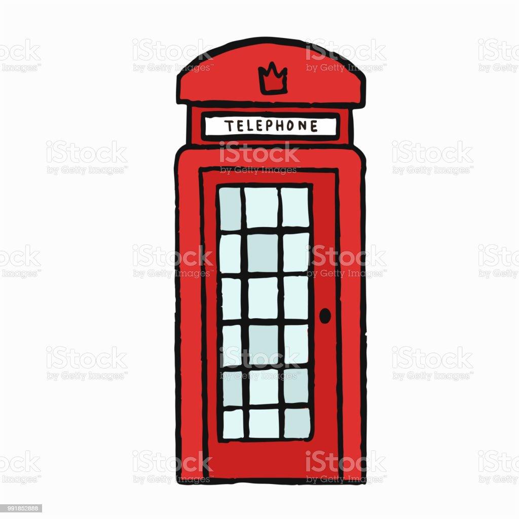 Telefon von uk