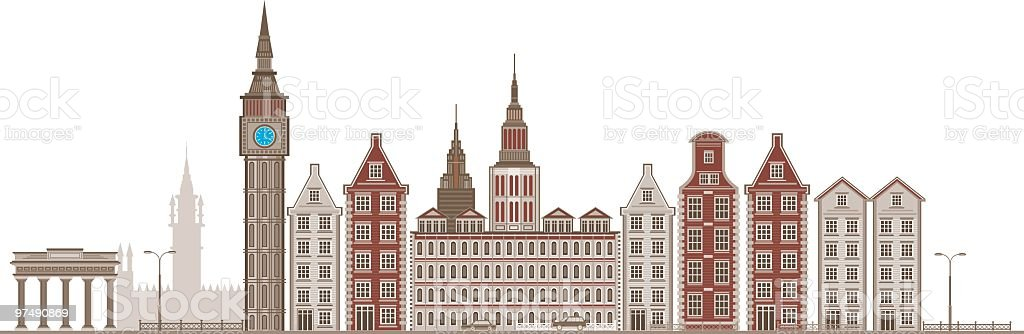 classical buildings royalty-free classical buildings stock vector art & more images of architecture