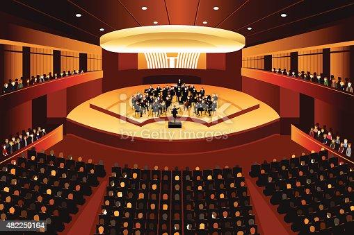 istock Classical Music Concert 482250164