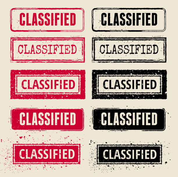 ラバースタンプコレクションベクトルの分類 - クラシファイド広告点のイラスト素材/クリップアート素材/マンガ素材/アイコン素材