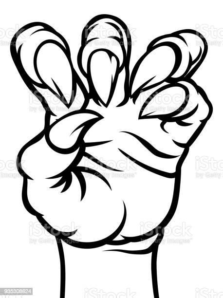 Claw monster talons hand vector id935308624?b=1&k=6&m=935308624&s=612x612&h=rd2t vvau7bozxg8donac7oxjns yfnrxfxbusrhvh4=