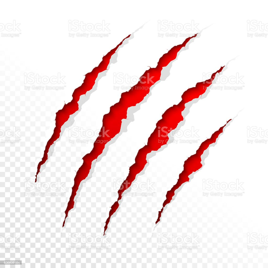 royalty free claw marks clip art  vector images bear claw marks clipart cougar claw marks clipart