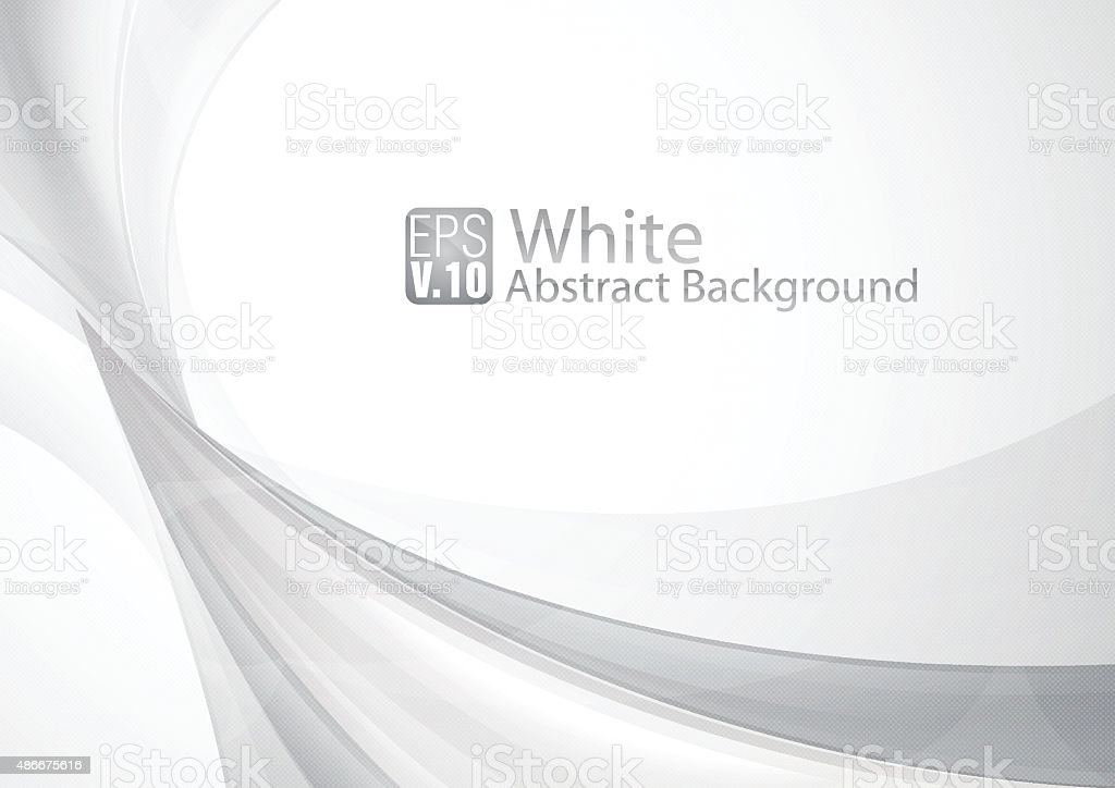 Clean abstract background vector art illustration