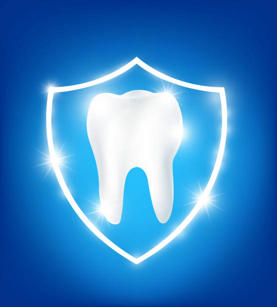 Royalty Free Shiny Teeth Clip Art, Vector Images ...