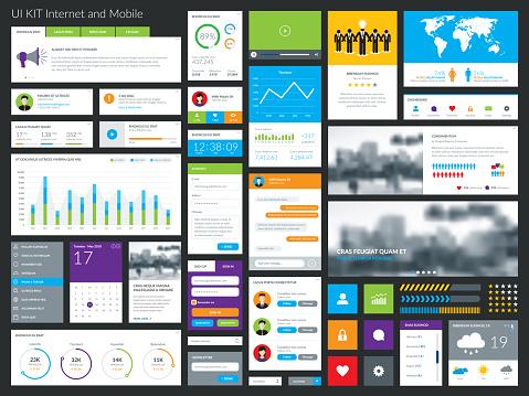 User interface kits