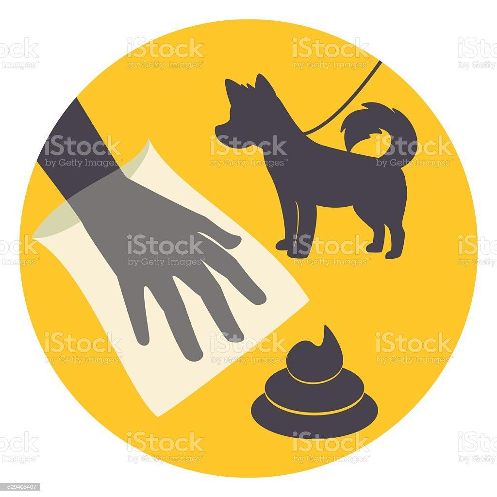 royalty free dog poop clip art vector images illustrations istock rh istockphoto com no dog poop clipart dog poop clipart images